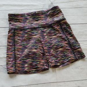 🌹3/$24🌹JUSTICE WIDE BAND SPANDEX SHORTS